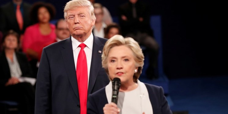 «هیلاری کلینتون» ترامپ را به خاطر سخنانش درباره آزمایش کرونا به باد انتقاد گرفت
