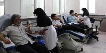 مراجعه ۱۷ هزار نفر برای اهداء خون در خراسان شمالی/کاهش ۹ درصدی مراجعات