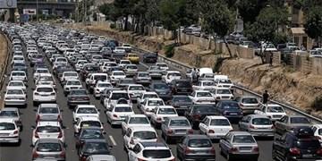 ترافیک در محورهای منتهی به تهران/انسداد جادههای شمشک-دیزین و خرمآباد-پلدختر