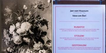 آلمان نقاشی مسروقه توسط نازیها را به ایتالیا بازمیگرداند
