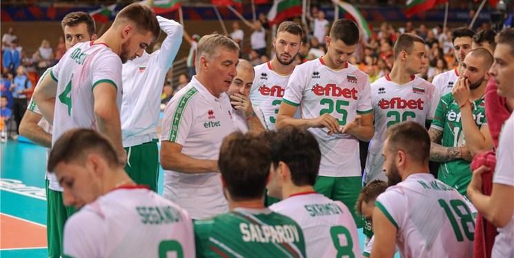 ملیپوشان والیبال بلغارستان به خط میشوند/استارت شیرهای بالکان از فردا