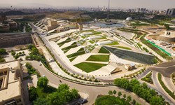 راه اندازی باغ کتاب در تبریز