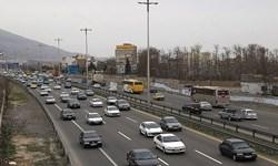 کاهش ۴۹ درصدی ترددها در آذربایجانشرقی/ محور میاندوآب- ملکان صدرنشین ورودیها