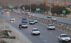 کاهش ۱۲ درصدی میزان ترددها در محورهای مواصلاتی استان بوشهر