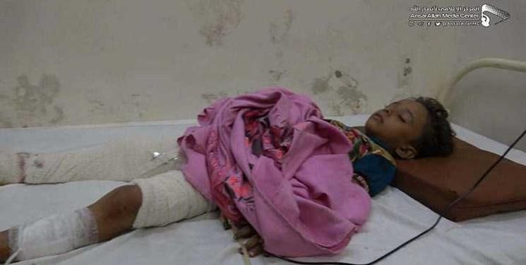 کشته و زخمی شدن چند شهروند یمنی در حمله توپخانهای مزدوران ائتلاف سعودی