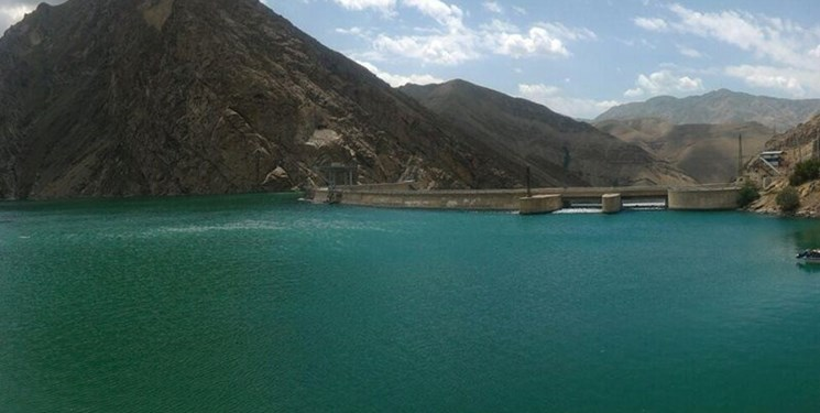 البرز با داشتن سه سد بزرگ مشکل کمآبی دارد!/ حیات رودخانه کرج در خطر است + فیلم