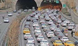 آغاز محدودیتهای ترافیکی در محورهای شمال/ ممنوعیت تردد موتور سیکلت