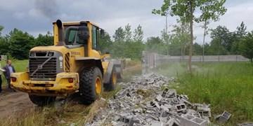 کشف زمین خواری میلیاردی در دشتی/  3 متهم دستگیر شدند