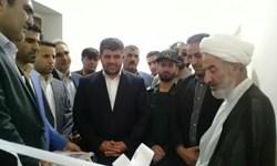افتتاح سالن تیراندازی «شهید حمیدرضا محمدی» کوهدشت+تصاویر