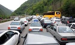 ترافیک در آزادراه قزوین-تهران/ تردد روان در جادههای تهران-شمال