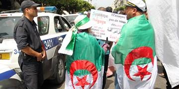 استقرار نیروهای امنیتی در پایتخت الجزائر برای جلوگیری از تجمع شهروندان