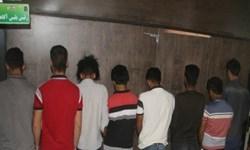 دستگیری 18 نفر در طرح پاکسازی نقاط آلوده در فراهان