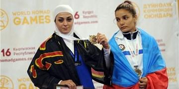 دختران ورزشکار مؤمنه و محجبه، مایه افتخار هستند/حجاب جلوه تدین زن مسلمان