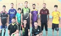 اعزام تیم فوتسال سازمانهای مردم نهاد به مسابقات کشوری