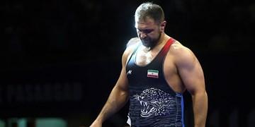 کمیته ملی المپیک پیگیر تغییر رنگ مدال کمیل قاسمی/ایران در انتظار پاسخ IOC