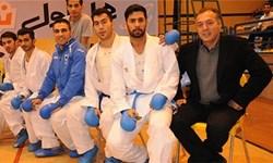 صافی: تیم کاراته دانشگاه آزاد اردوی مشترک تیمی ندارد