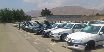 پارکینگ، گاراژ و توقفگاهها در رصد پلیس/  افزایش 40 درصدی کشف خودرو و موتورهای سرقتی