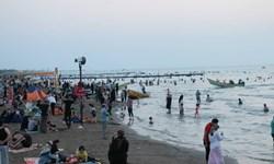 دریای مازندران همچنان جان میگیرد