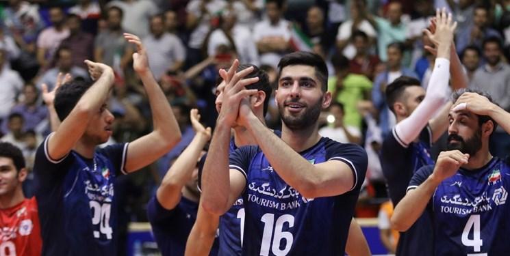 خوشبینی ملیپوش والیبال به آینده تیم ملی/ شفیعی: حضور آلکنو انگیزهها را بیشتر کرد