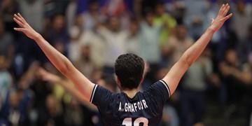 نقش ویژه غفور در پیروزی لوبه در لیگ ایتالیا