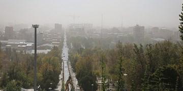 آلودگی هوا در تهران نسبت به روز گذشته کاهش یافت