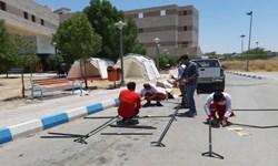 پیشبینی اسکان اضطراری در ۵ منطقه مسجدسليمان