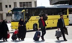 افزون بر یک میلیون مسافر در سیستان و بلوچستان جابجا شدند