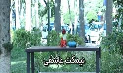 فیلم| نیمکت عاشقی