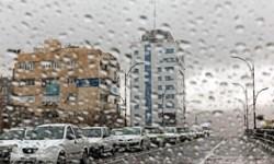 استقرار سامانه بارشی تا عصر جمعه در استان اصفهان