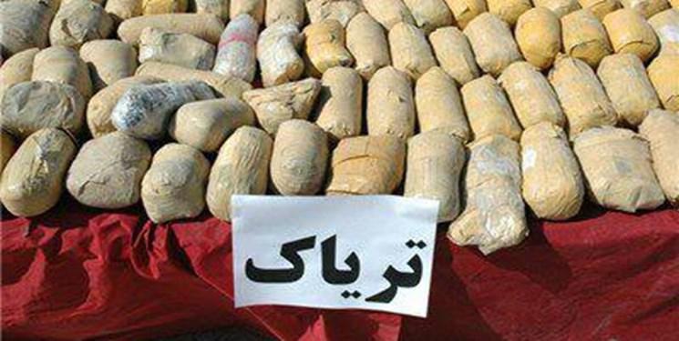 کشف بیش از یک تن تریاک در عملیات مشترک پلیس بوشهر و هرمزگان