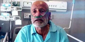 فیلم حکایت مرد سالخوردهای که با گوش خودش صدای مولایش را شنید