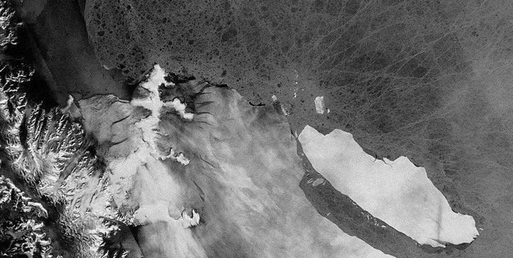 محققان: یخچالهای قطب جنوب در حال غرق شدن هستند