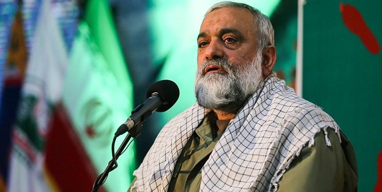 سردار نقدی: ابرقدرتی آمریکا دیگر تمام شده/ عمر رژیم صهیونیستی به ١٠ سال هم نخواهد رسید
