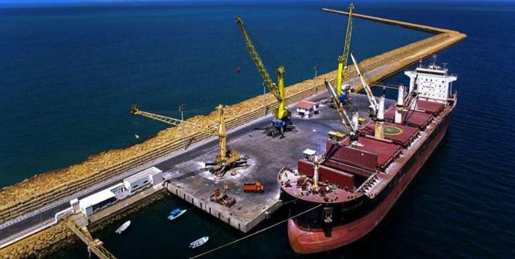 ورود کشتی ۷۰ هزار تنی گندم در اولین روزهای سال نو به بندر شهید بهشتی