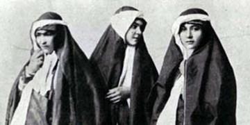 مقاومت بانوان بناب در برابر کشف حجاب