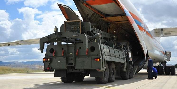 ترکیه سامانه اس400  را بر روی جنگندههای آمریکا آزمایش کرده است