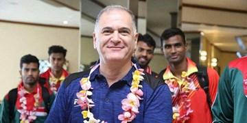 پورعروجی: والیبال بنگلادش به ایران نمیآید/ آقایان قبل از اطلاعرسانی، هماهنگ کنند