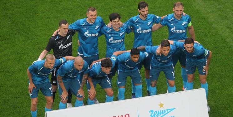 دیدار یاران آزمون با بروژ در لیگ قهرمانان اروپا با حضور تماشاگران شد