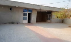 گذشت شش سال از افتتاح ظاهری خانه های بهداشت خیر ساز نخل گل و کمال آباد قشم /شبکه بهداشت به تعهدات عمل کند