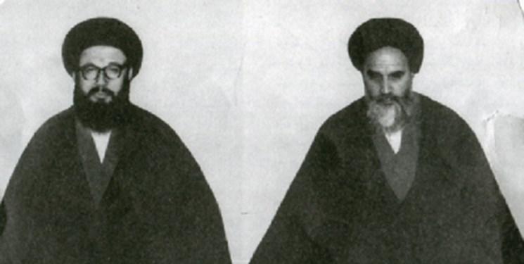 ماجرای ملاقات تاریخی شهید سیداسماعیل بلخی با امام خمینی در نجف تصاویر