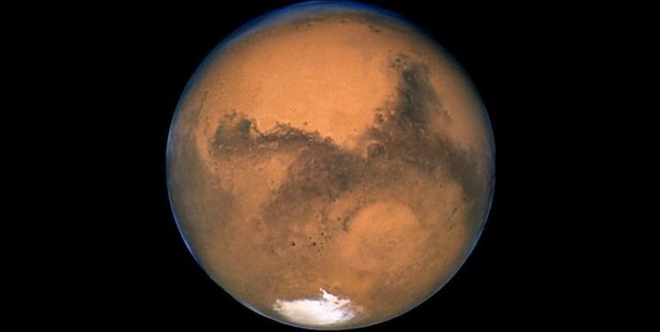 تصویر جدید از مریخ