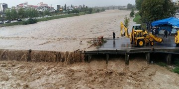 هشدار طغیان رودخانه ها و آبگرفتگی در ۷ استان/ توفان شن در ۳ استان شرقی