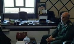 سپاه به کمک مددجویان کرمانشاهی میآید