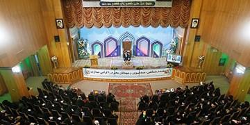 برگزاری مسابقات استانی قرآن و عترت در دانشگاه پیام نور همدان