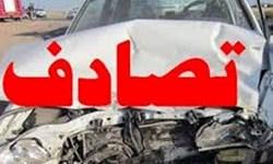 برخورد مرگبار نیسان با پرايد در مشگينشهر