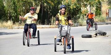 مجموعه مدیریتی سمنان به توسعه ورزش معلولان کمک میکند