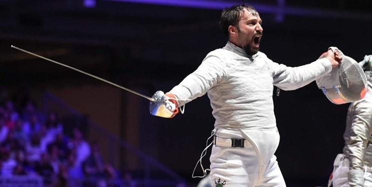 نامگذاری یک سالن در مازندران به نام نایب قهرمان شمشیربازی جهان