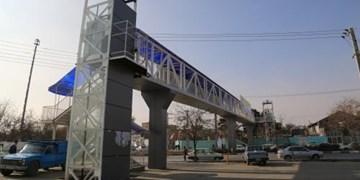 فارس من| ساخت پل عابر پیاده با آسانسور در دستور کار شهرداری قرار دارد