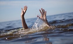 غرق شدن مرد ۵۵ ساله در ساحل گناوه