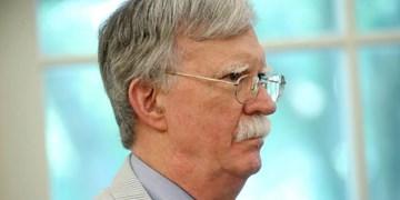 جان بولتون: ظریف را سخنگویی نامشروع برای ایران میدانیم